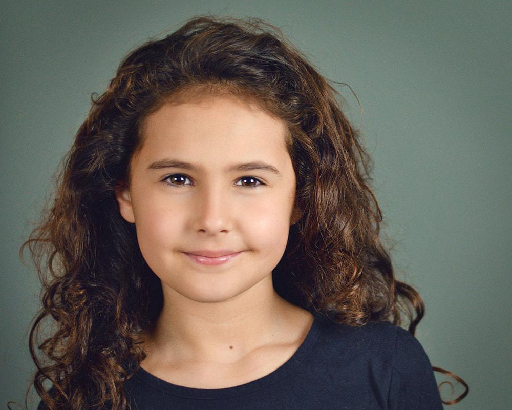 Rashidah De Vore | NYC Kids Headshots & Portrait Photography